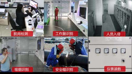 高效协同、安全、便捷——华为机器视觉助力油田建设园区综合安保解决方案