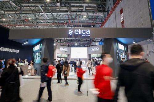 """""""AWE新十年·智竞未来""""中国家电及消费电子博览会(简称AWE2021)于上海国家会展中心盛大举行"""